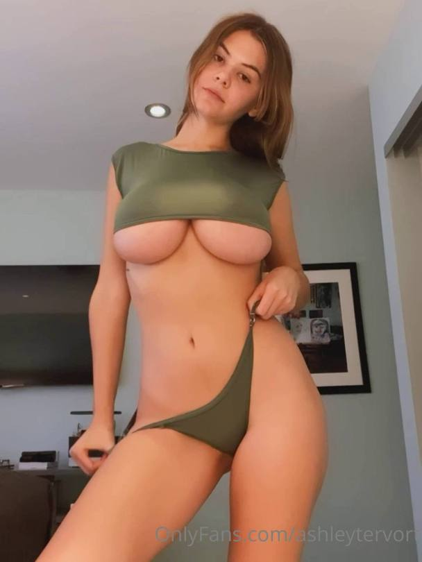 Ashley Tervort Huge Tits