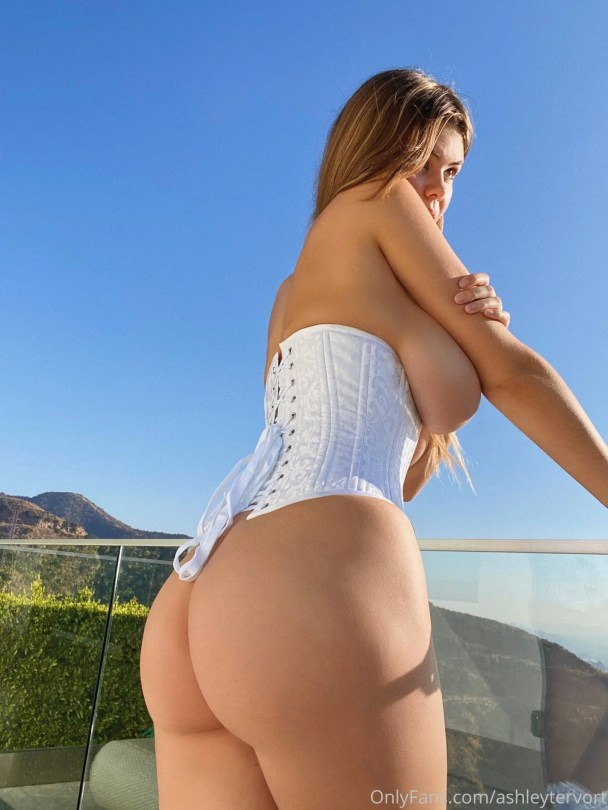 Ashley Tervort Naked Perfect Body