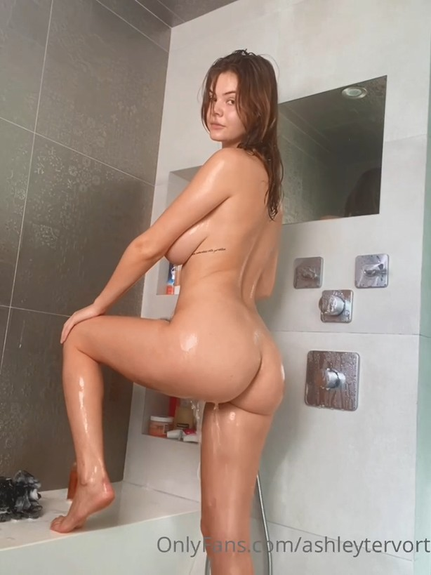 Ashley Tervort Naked Tits And Ass