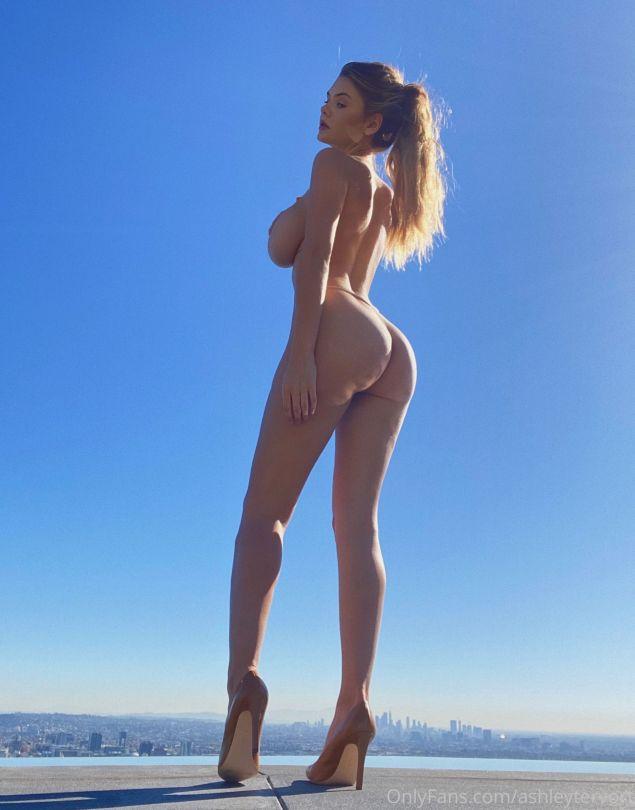 Ashley Trevort Naked Body