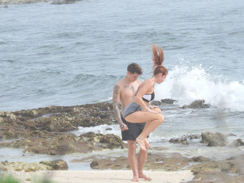 Bella Thorne Sexy Yoga