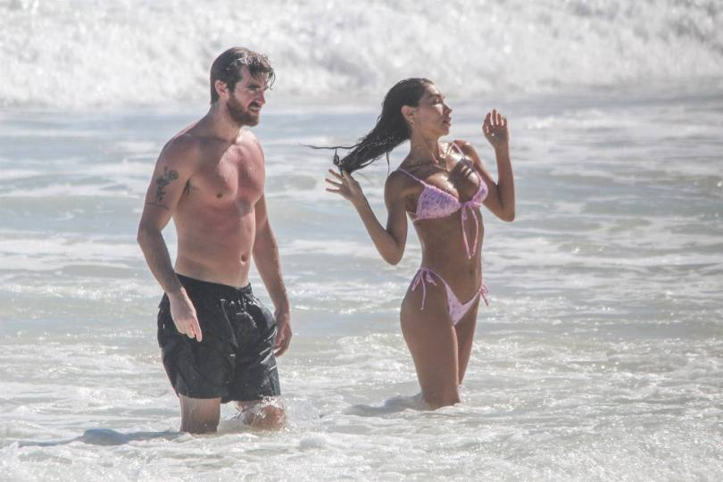 Chantel Jeffries Sexy In Bikini