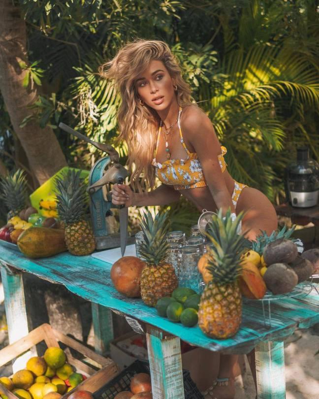 Cindy Prado Beautiful Bikini Pics