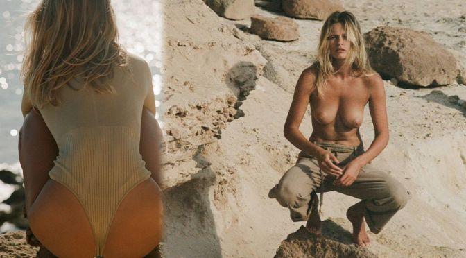 Edita Vilkeviciute Topless Boobs