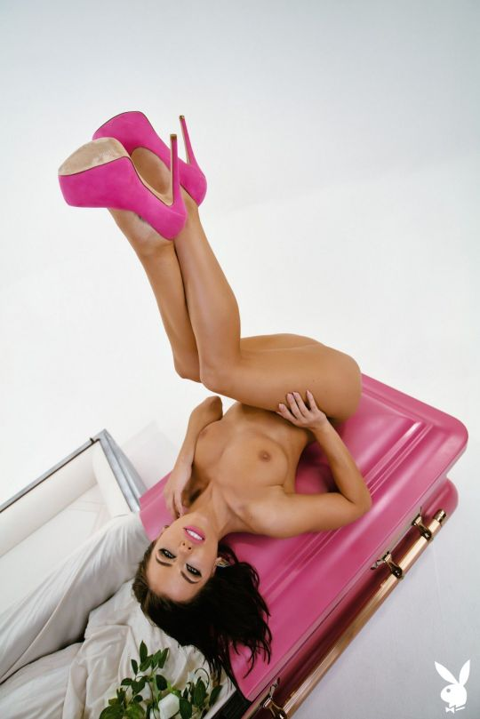 Adriana Chechik Naked
