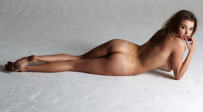 Alyssa Arce Fnatastic Full Frontal Nudity