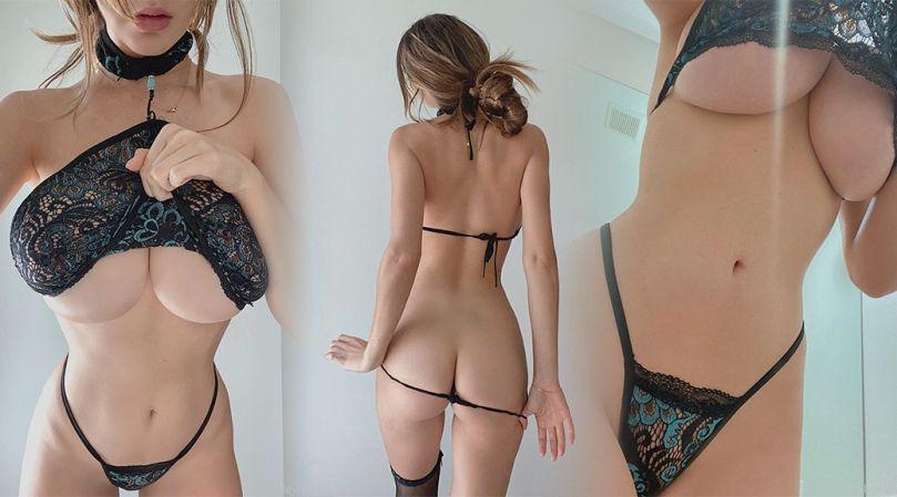 Ashley Tervort Fantastic Ass And Under Boobs