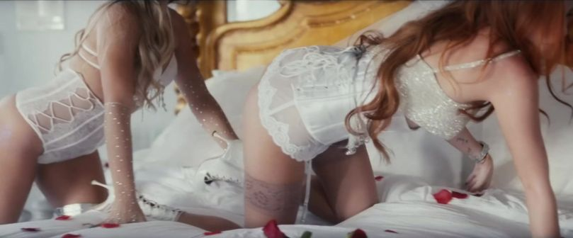 Bella Thorne Racy Video