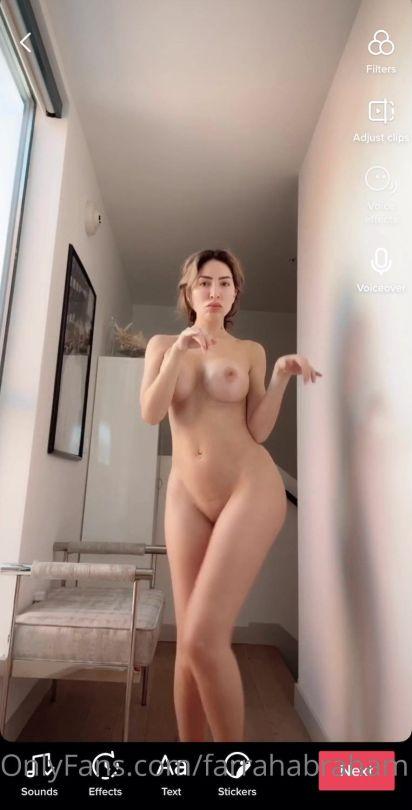 Farrah Abraham Naked Dance