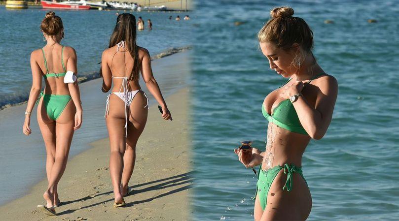 Gerogia Harrison Fantastic Body In Bikini