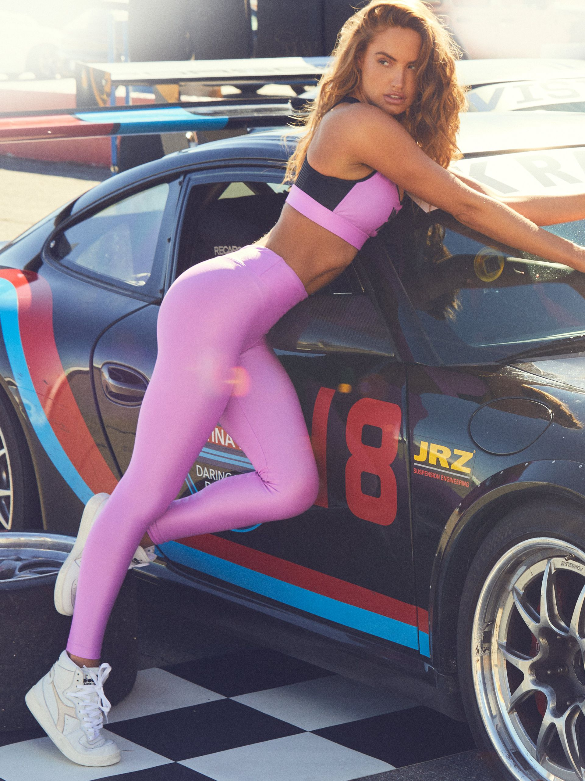 Haley Kalil Sexy Photoshoot