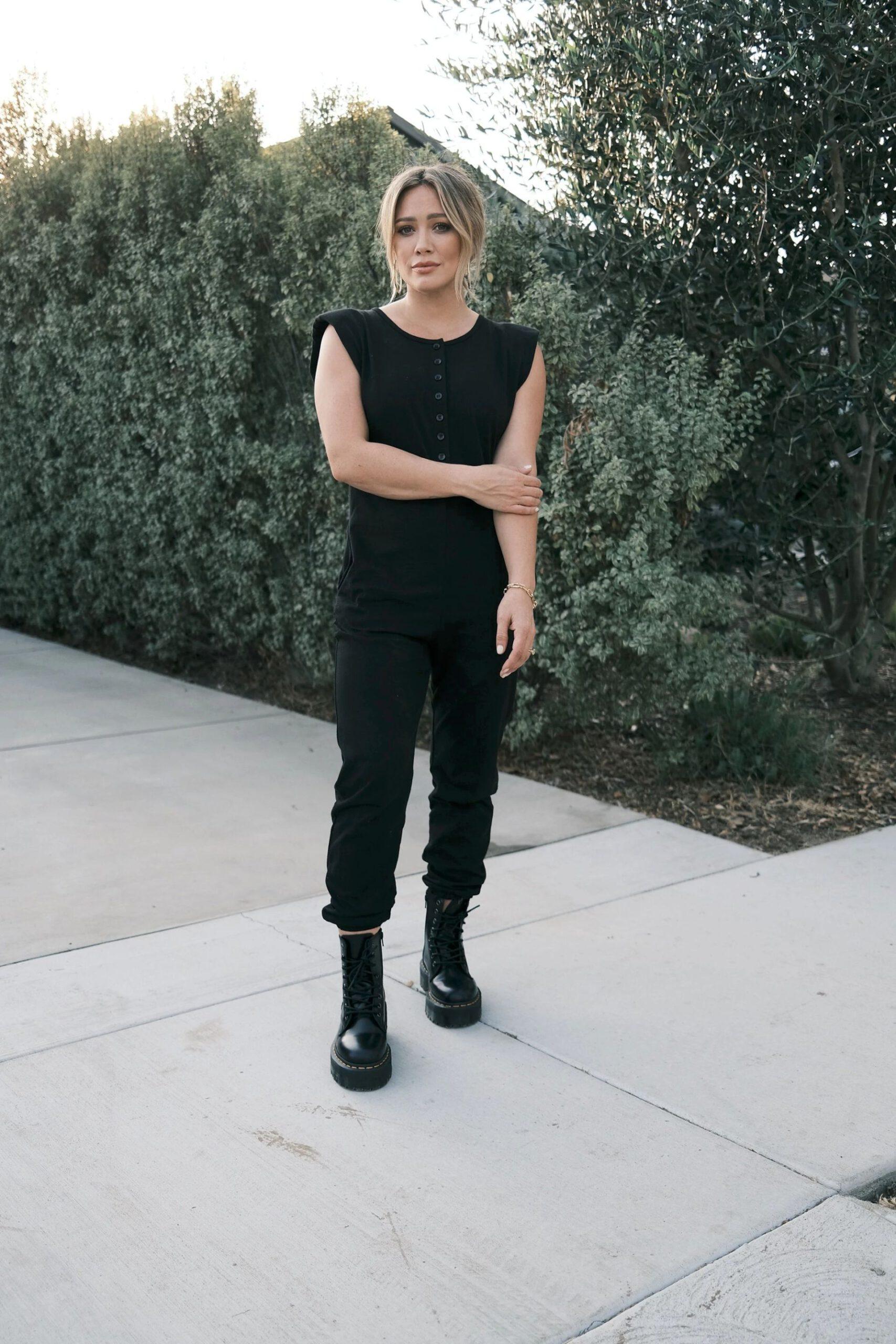 Hilary Duff Beautiful Pics