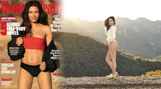 Jenna Dewan – Beautiful Toned Body for Women's Health Magazine (March 2021)