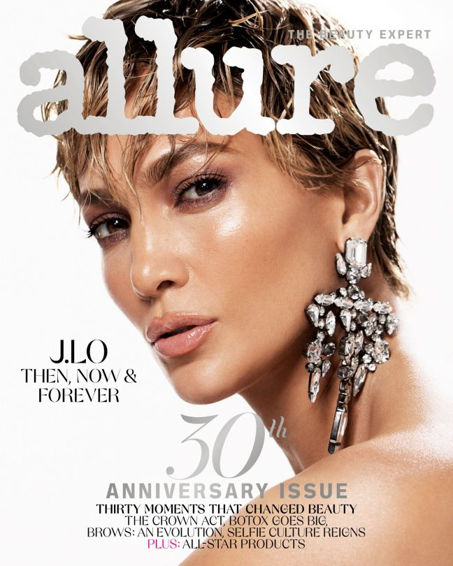 Jennifer Lopez Sexy Allure Photoshoot