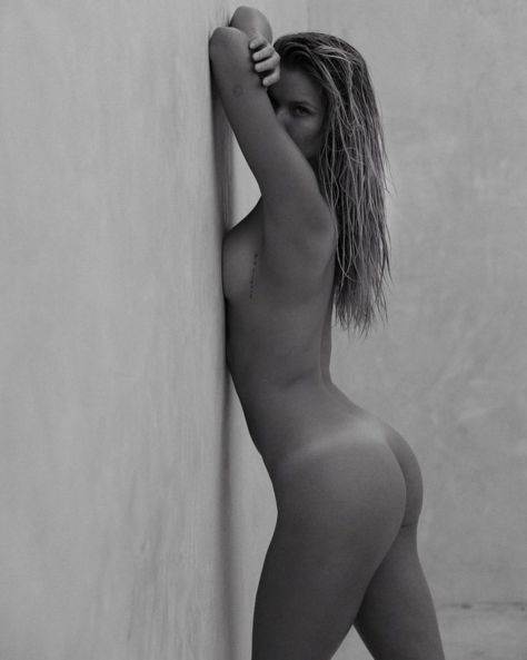 Josie Canseco Topless Photoshoot