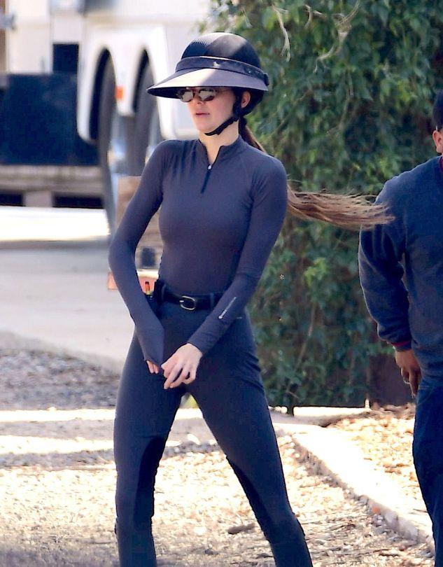 Kendall Jenner Sexy Ass