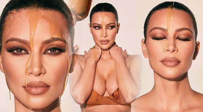 Kim Kardashian Fantastic Boobs