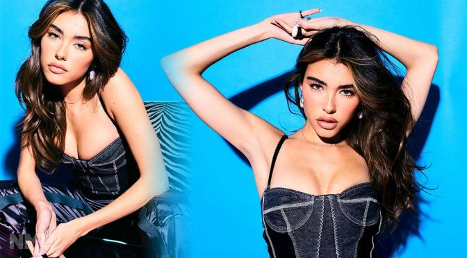 Madison Beer – Sexy Cleavage in a Beautiful Photoshoot for NME Magazine (February 2021)
