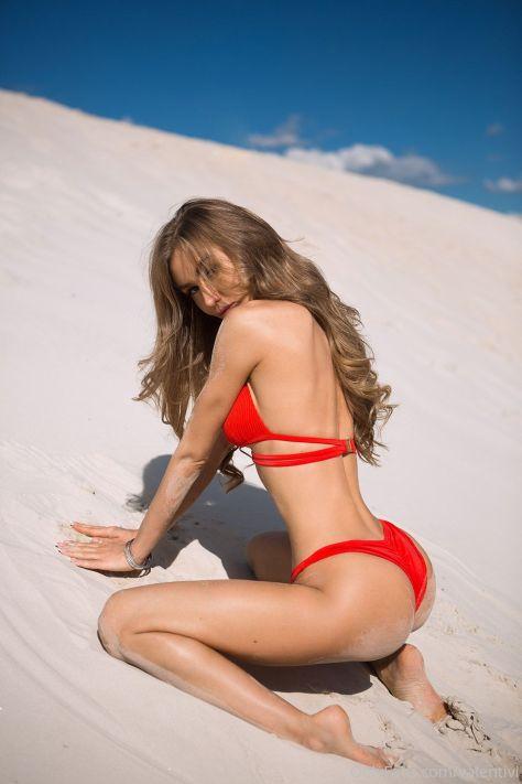 Valentina Grishko Sexy In Bikini