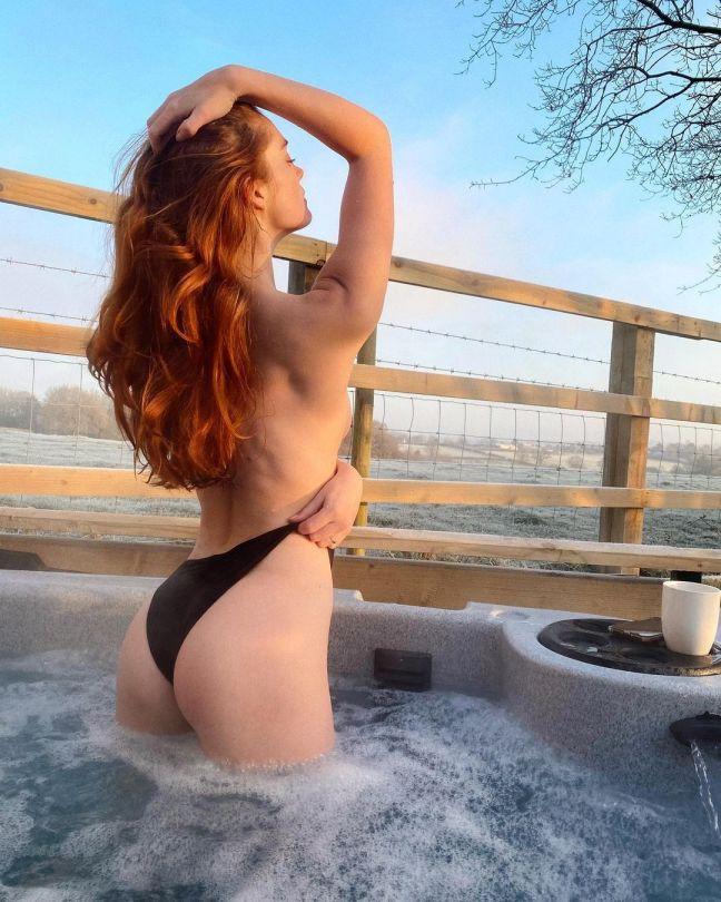Alexina Graham Sexy As