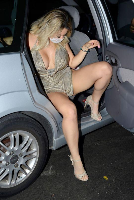 Bella Bunnie Amor Tit Slip
