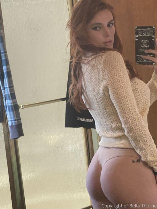 Bella Thorne Beautiful Ass