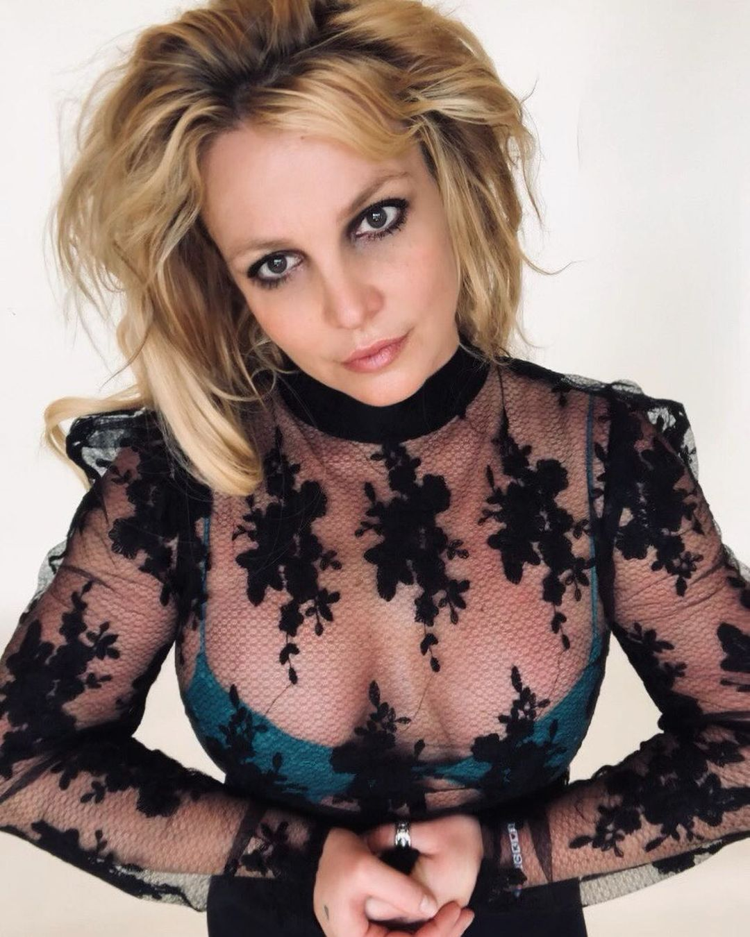 Britney Spears Sexy Boobs