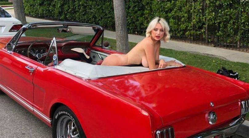 Caroline Vreeland Big Sexy Tits