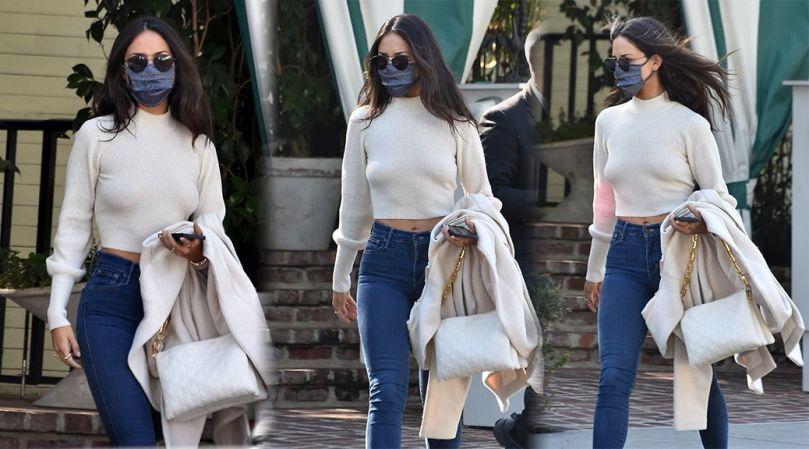 Eiza Gonzalez Sexy In Jeans