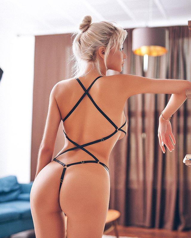 Ekatarina Alina Shiryaeva Topless