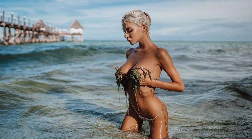 Ekaterina Alina Shiryaeva Beautiful Naked Body
