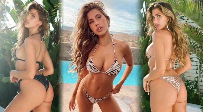 Kara Del Toro – Gorgeous Body in Bikini for Beach Bunny Swimwear 2021