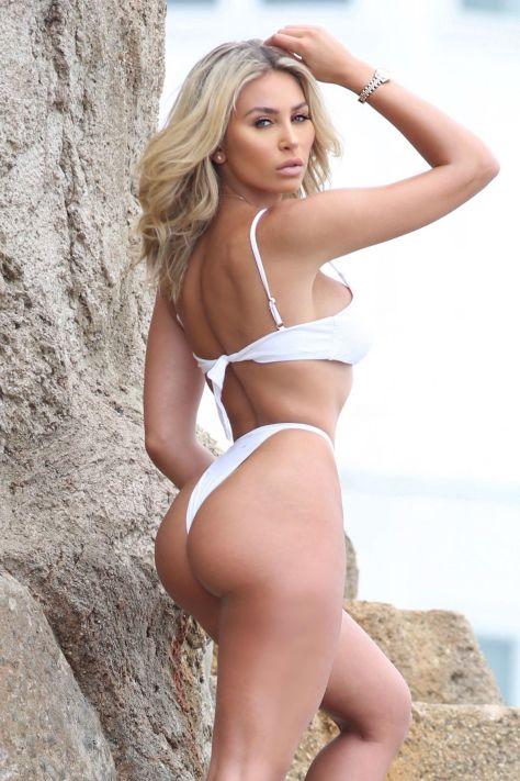 Khloe Terae Sexy Bikini Photoshoot