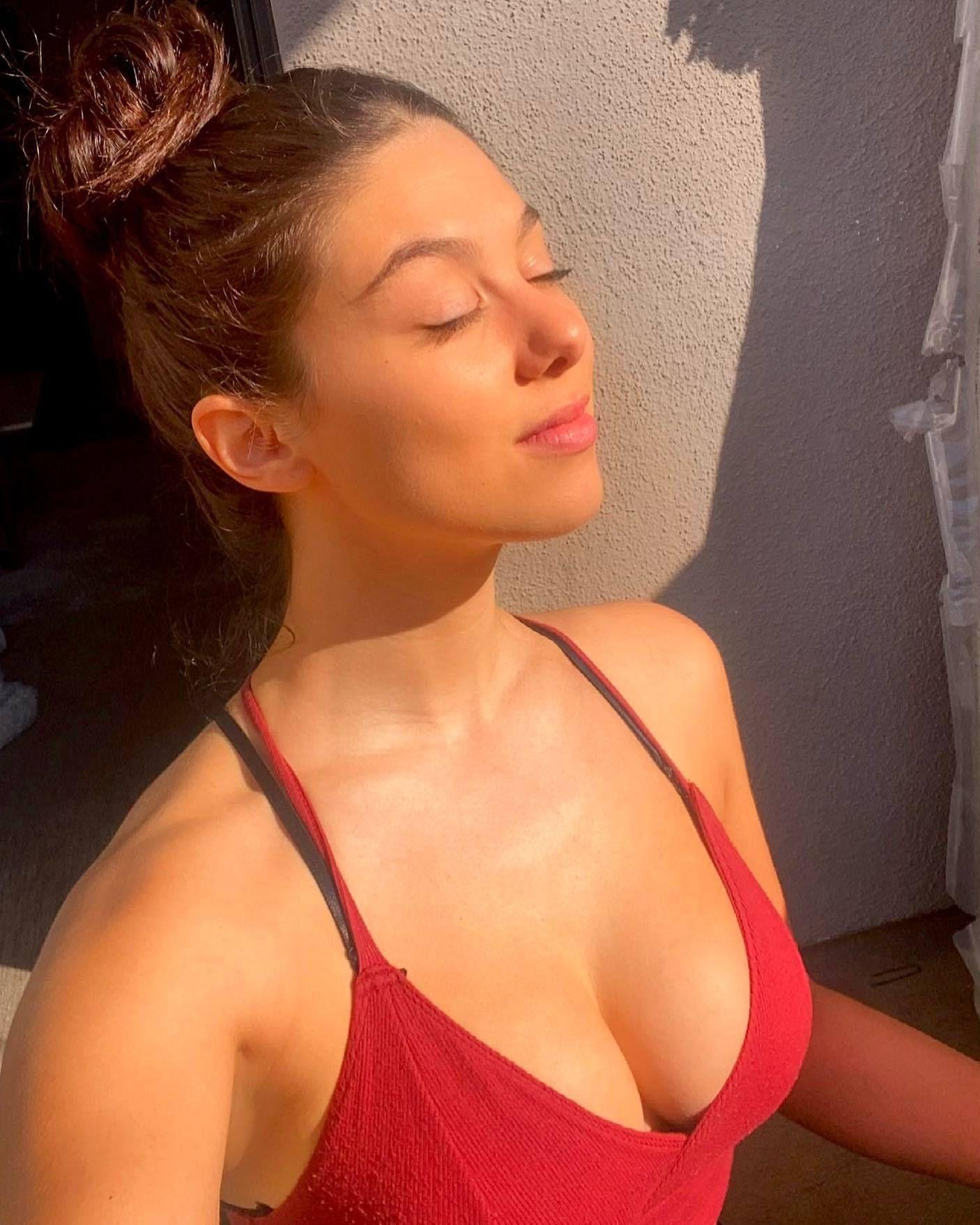 Kira Kosarin Gorgeous Boobs