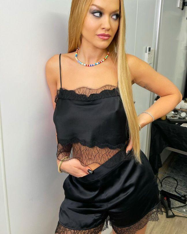 Rita Ora Beautiful Body