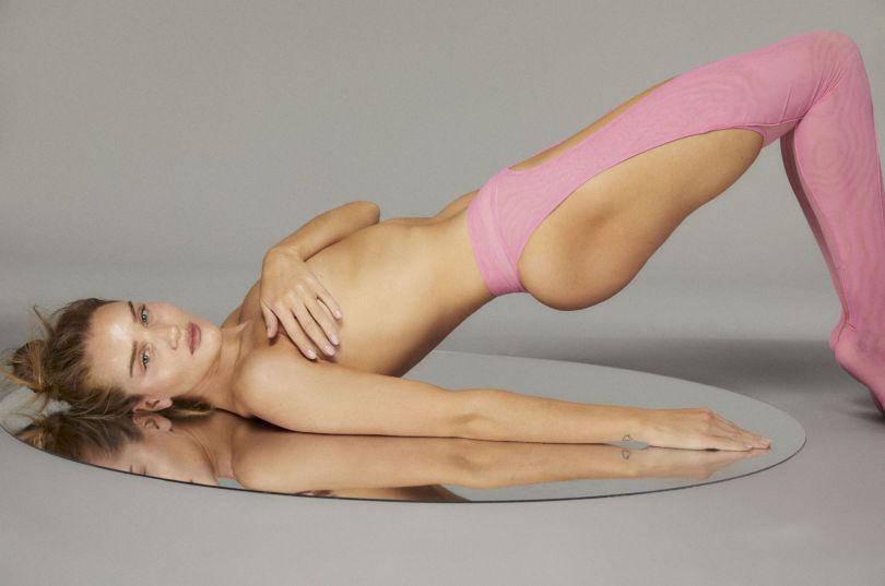 Rosie Huntington Naked
