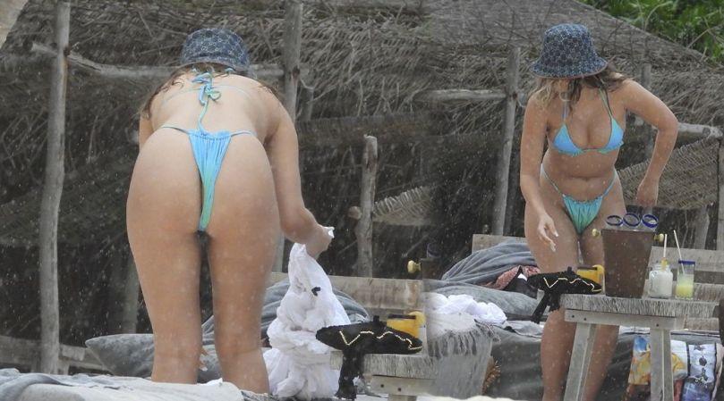 Sofia Jamora Sexy Body In Bikini