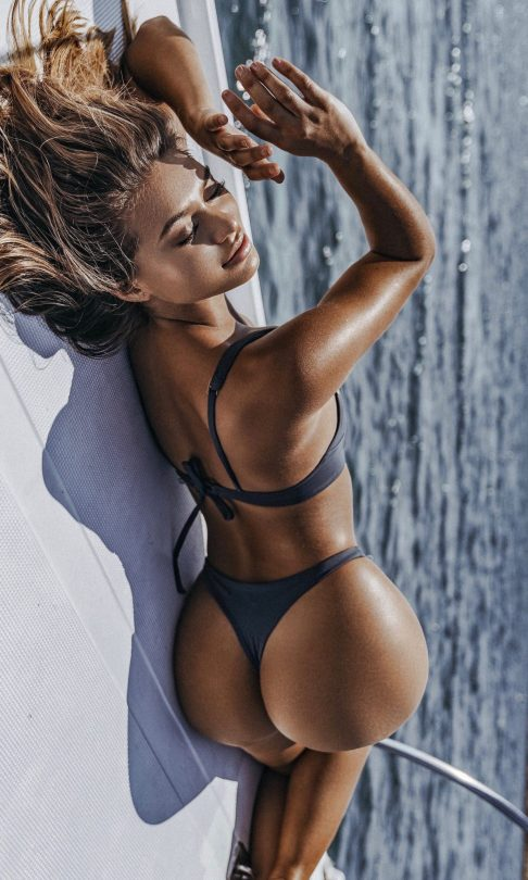 Sofia Jamora Sexy Swimwear