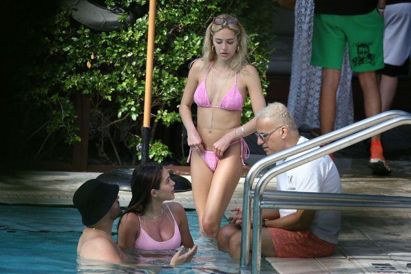 Delilah Hamlin In Bikini