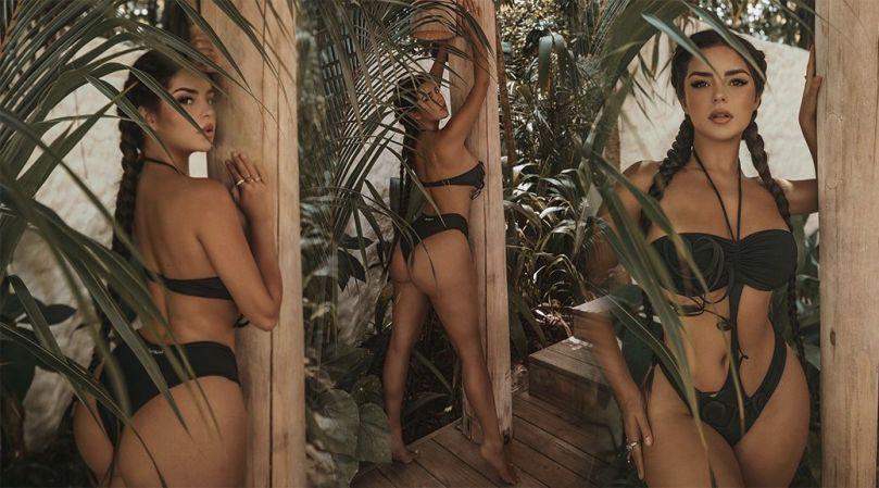 Demi Rose Mawby In A Sexy Bikini