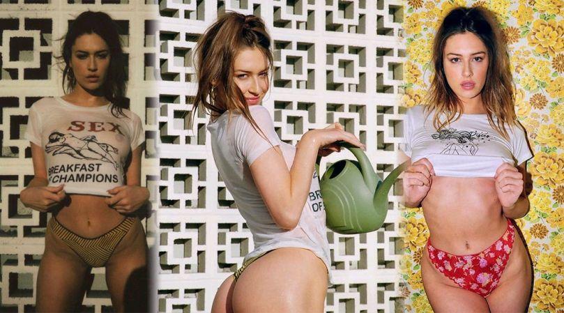 Elsie Hewitt Hot Body