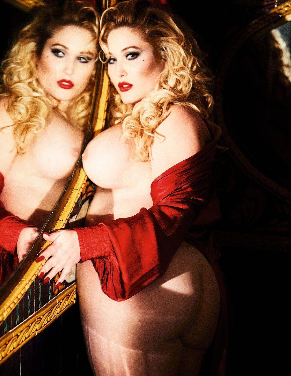 Hayley Hasselhoff Topless