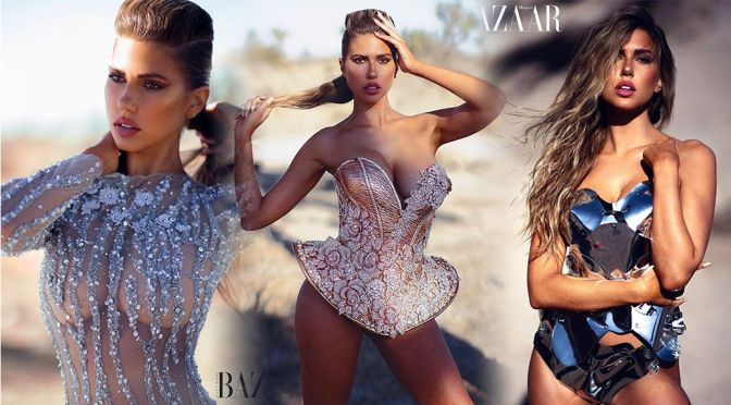Kara Del Toro – Gorgeous Body in a Sexy Photoshoot for Harper's Bazaar Magazine (May 2021)