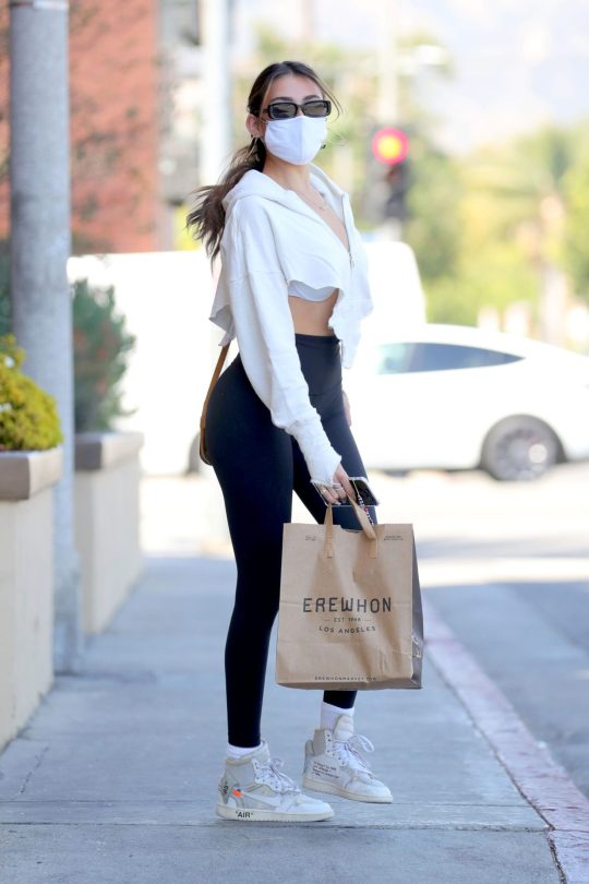 Madison Beer Spectacular Ass
