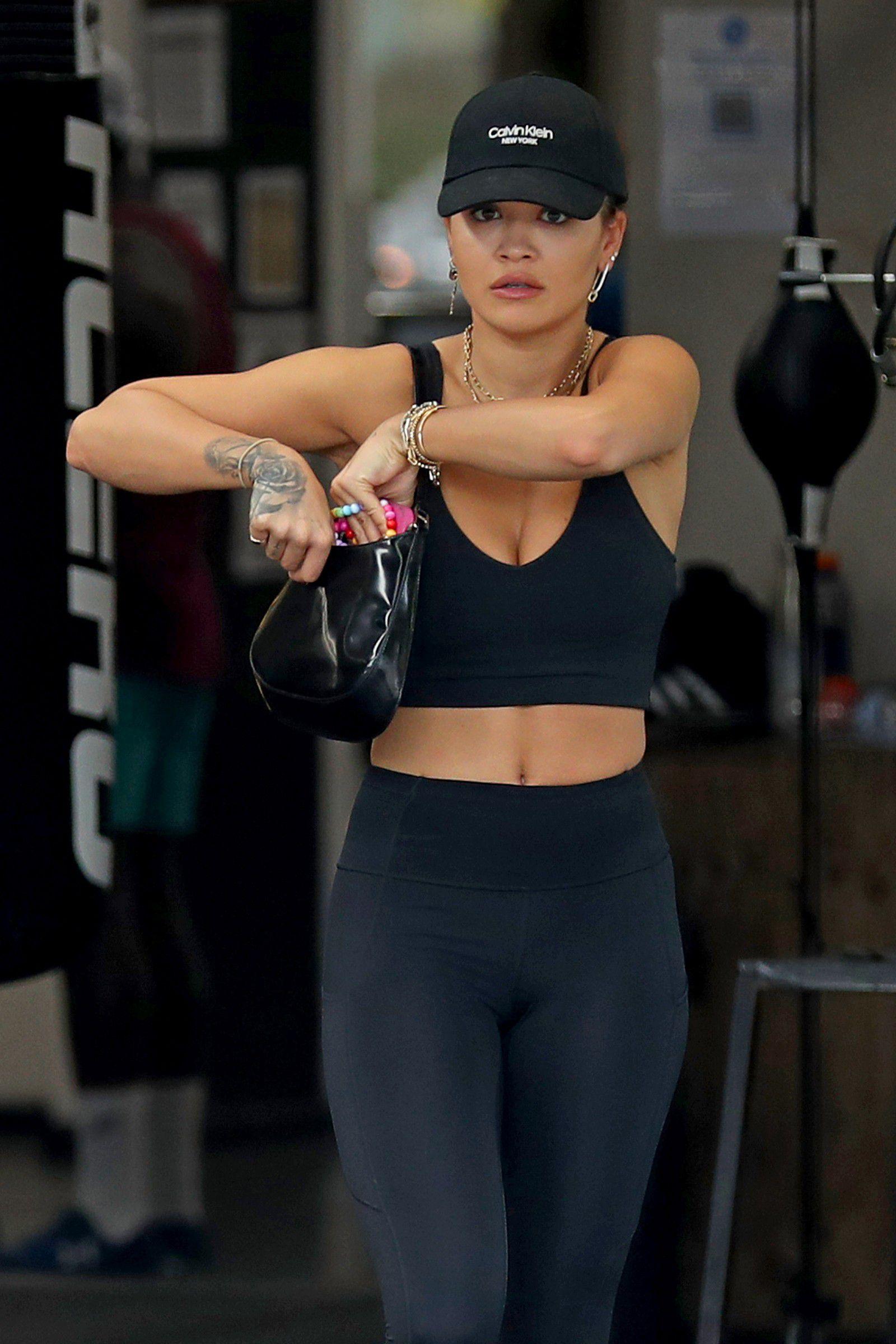 Rita Ora Big Boobs