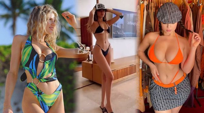 Madison Beer in a Tiny Bikini and Other Celebrities in a Weekly Instagram/Twitter Roundup