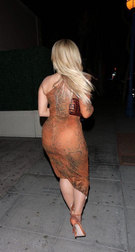 Bebe Rexha Fantastic Curves
