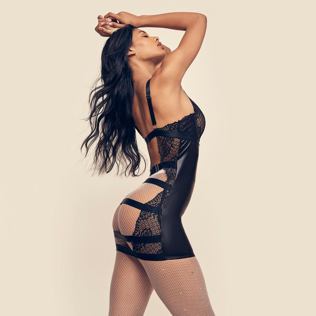 Danielle Herrington Sexy Lingerie