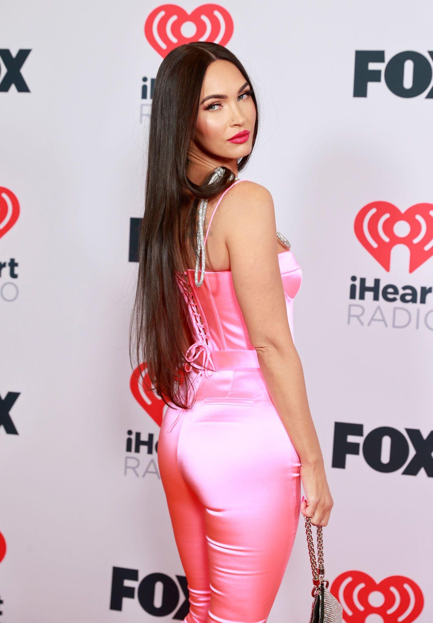 Megan Fox Big Cleavage
