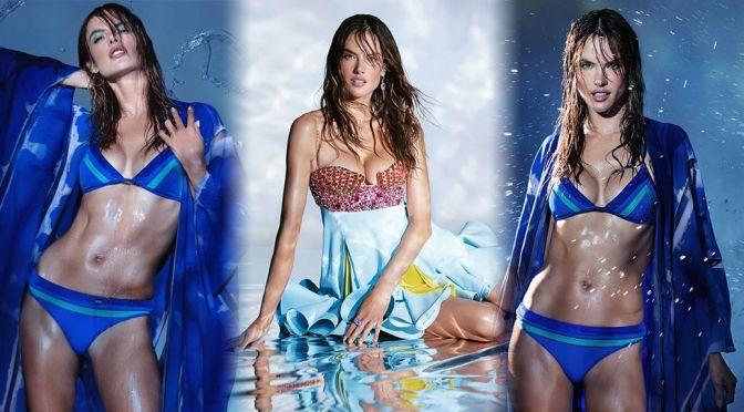 Alessandra Ambrosio – Stunning Body in a Sexy Photoshoot for Numero Russia Magazine (Summer 2021)